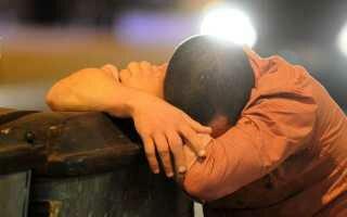 Симптомы алкогольного отравления и первая помощь пострадавшему